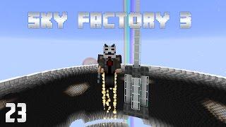 Sky Factory 3 EP23 - Environmental Tech Lightning Rod