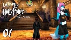 Let's Play Harry Potter und der Stein der Weisen (PC) #01 - Auf nach Hogwarts [Deutsch/HD]