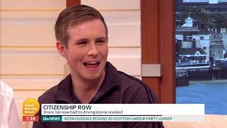 Briton Told to Leave the UK | Good Morning Britain