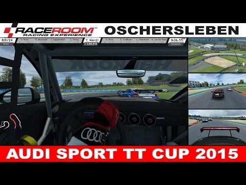 R3E - Audi Sport TT Cup 2015 - Rennen - Oschersleben  