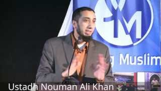 The People of the Cave - Ustadh Nouman Ali Khan