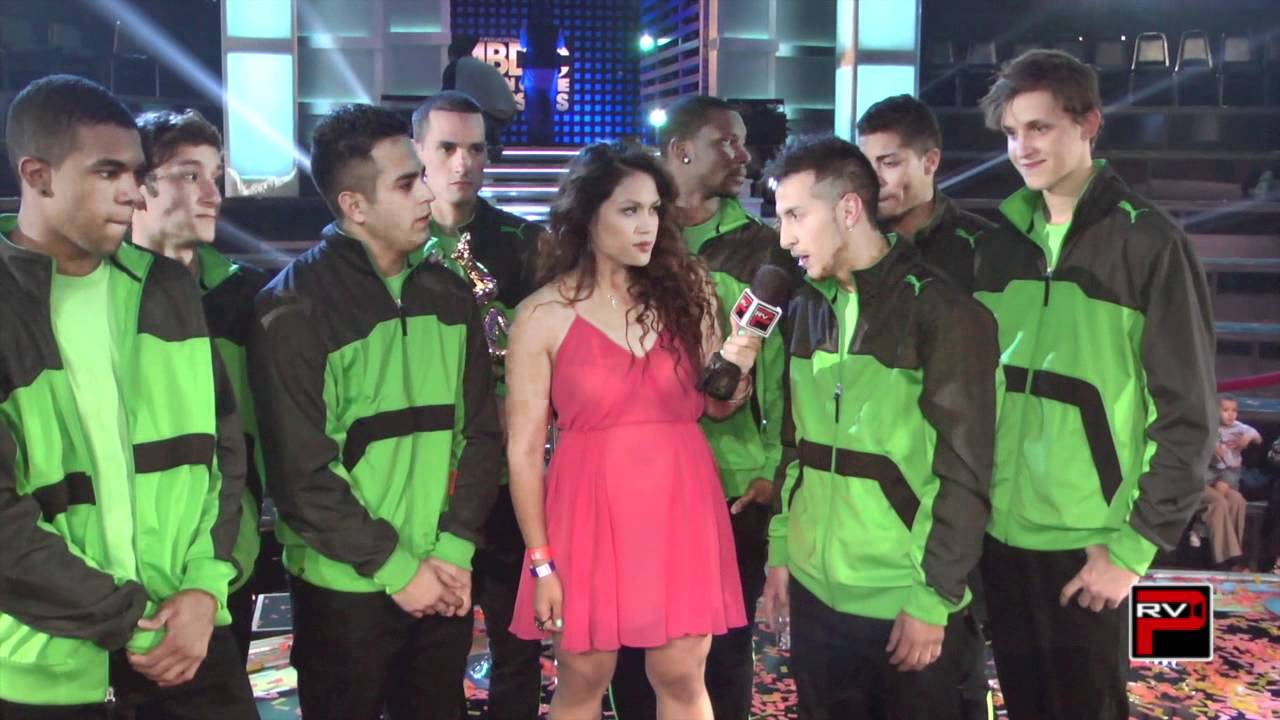 ABDC Season 7 Champion Elektrolytes Post Show Interview