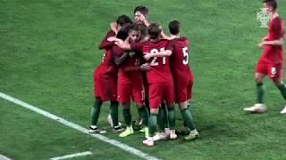 SN sub-20: Portugal 2 - 0 Polónia
