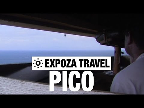 Pico, Azores (Portugal) Vacation Travel Video Guide