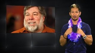Apple Byte - Woz says the big screen iPhone came way too late thumbnail