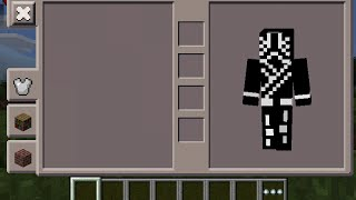 Minecraft PE - Power Ranger Black Skin Costume + Download