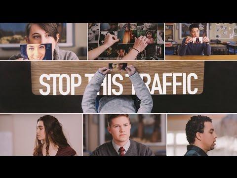 #StopThisTraffic