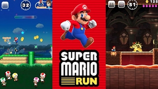 Super Mario Run - Nintendo Co., Ltd. Toad Rally