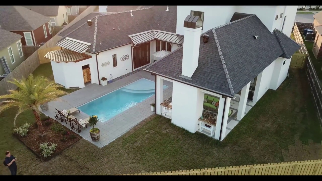 St Jude Dream Home Lafayette La Built By Mclain Homes