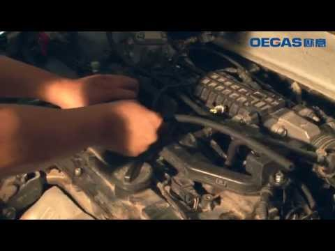 D07 LPG/CNG conversion kits installation video
