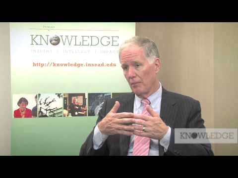 "Private equity & institutional investors: an interview with Jim Leech, CEO, ""Teachers"""
