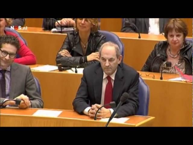 Hoogtepunten Job Cohen 2011-2012