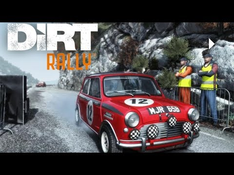 DIRT RALLY #1 - Mini Cooper S | Rally REAL de Aventura
