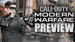 Call of Duty: Modern Warfare Multiplayer - Inside Gaming Preview