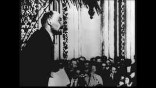 видео Ленин и внешняя политика