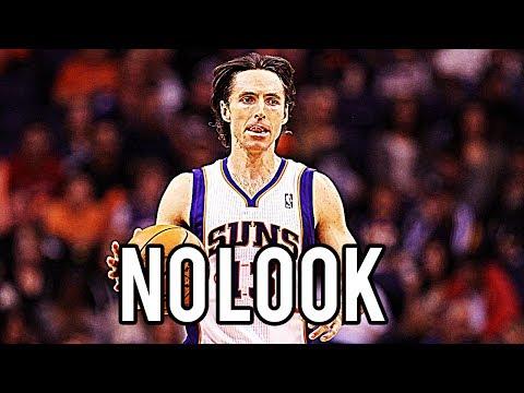 NBA No Look Dimes