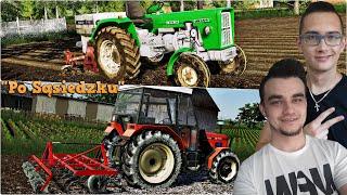 """""""Po Sąsiedzku"""" #6 FS19 ✔ Uprawa i sadzenie ziemniaków!! ☆ MafiaSolec"""