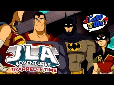 REVIEW: JUSTICE LEAGUE ADVENTURES: TRAPPED IN TIME