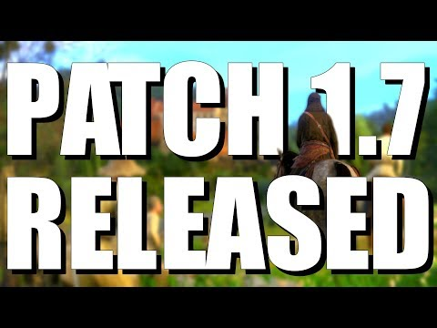 Patch 1.7 Released | Patch Notes, Performance & Quest Fixes | Kingdom Come Deliverance