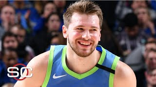 The legend of Luka Doncic continues to grow in the NBA | SportsCenter