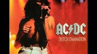 Скачать AC DC Live Dutch Damnation 1978 1979 Full Album