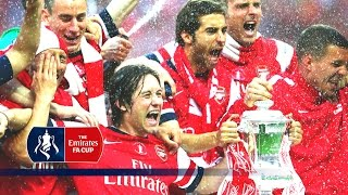 Best Of Arsenal - FA Cup (Ft Arsenal Fan TV) | Top Five