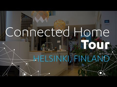 Inside Smart Homes Around the World - Helsinki, Finland