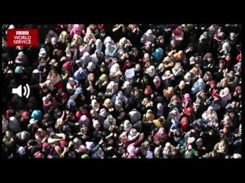 The Women of Tahrir Square - BBC award-winning radio documentary