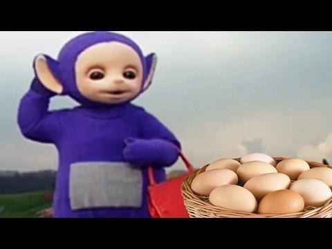 Teletubbies: Boys & Eggs | 186 | Cartoons for Children