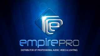 Empire Pro ® - Your Trusted PRO AV Distribution Partner