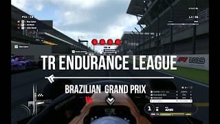 TR ENDURANCE LEAGUE F1 2019 Brezilya GP Özet