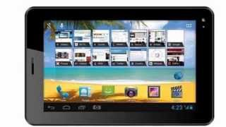 videocon vt75c 7 2g calling tablet based on android 4 1 jelly bean os with edge connectivity