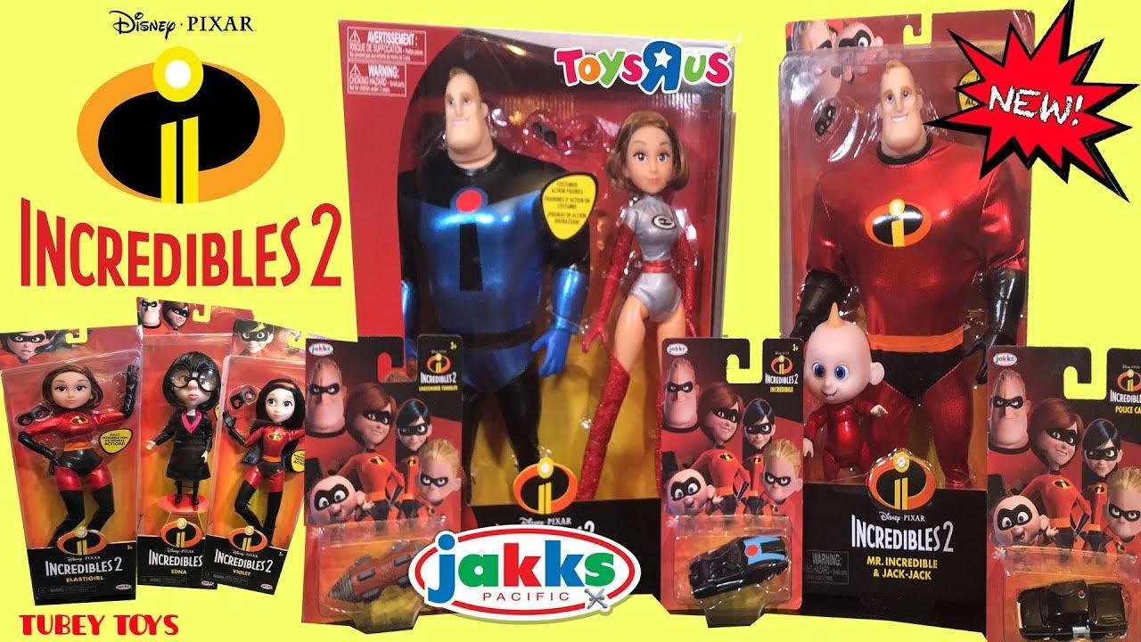 Výsledek obrázku pro Incredibles 2 Toys