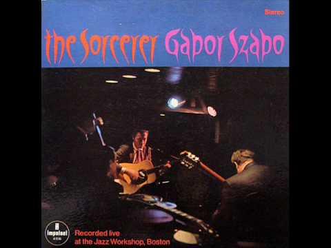 Gabor Szabo - Stronger Than Us