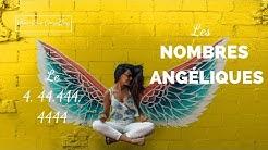 Les Nombres Angéliques : Le 4, 44, 444, 4444 - AD*