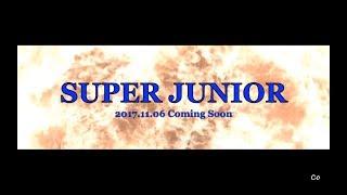 """2017 Super Junior SJ Returns Teaser - """"The Last Man Standing"""""""