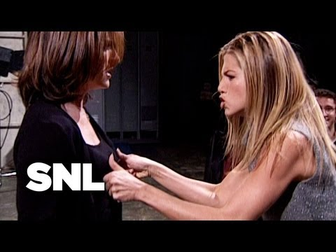 Jennifer Aniston Monologue: Fight Club - Saturday Night Live