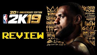 NBA 2K19 Review (Video Game Video Review)