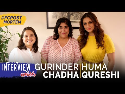 Gurinder Chadha & Huma Qureshi  Partition 1947  FC Post Mortem