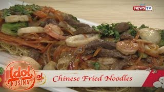 Idol sa Kusina: Chinese Fried Noodles