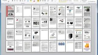 Как изменить масштаб документа Word