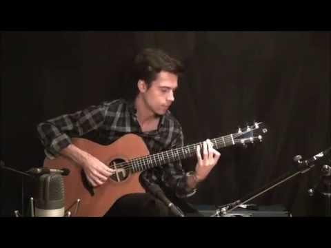 Bad Romance - Lady Gaga (Solo Acoustic Guitar) Jamie Dupuis