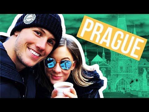 TOURING PRAGUE!!   Shawn + Andrew