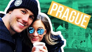 TOURING PRAGUE!! | Shawn + Andrew
