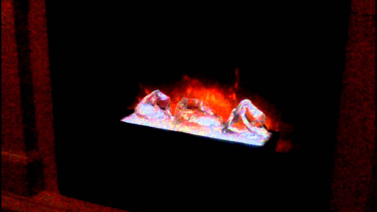Electric Fireplace By Modern Flames Homefire Large Glass