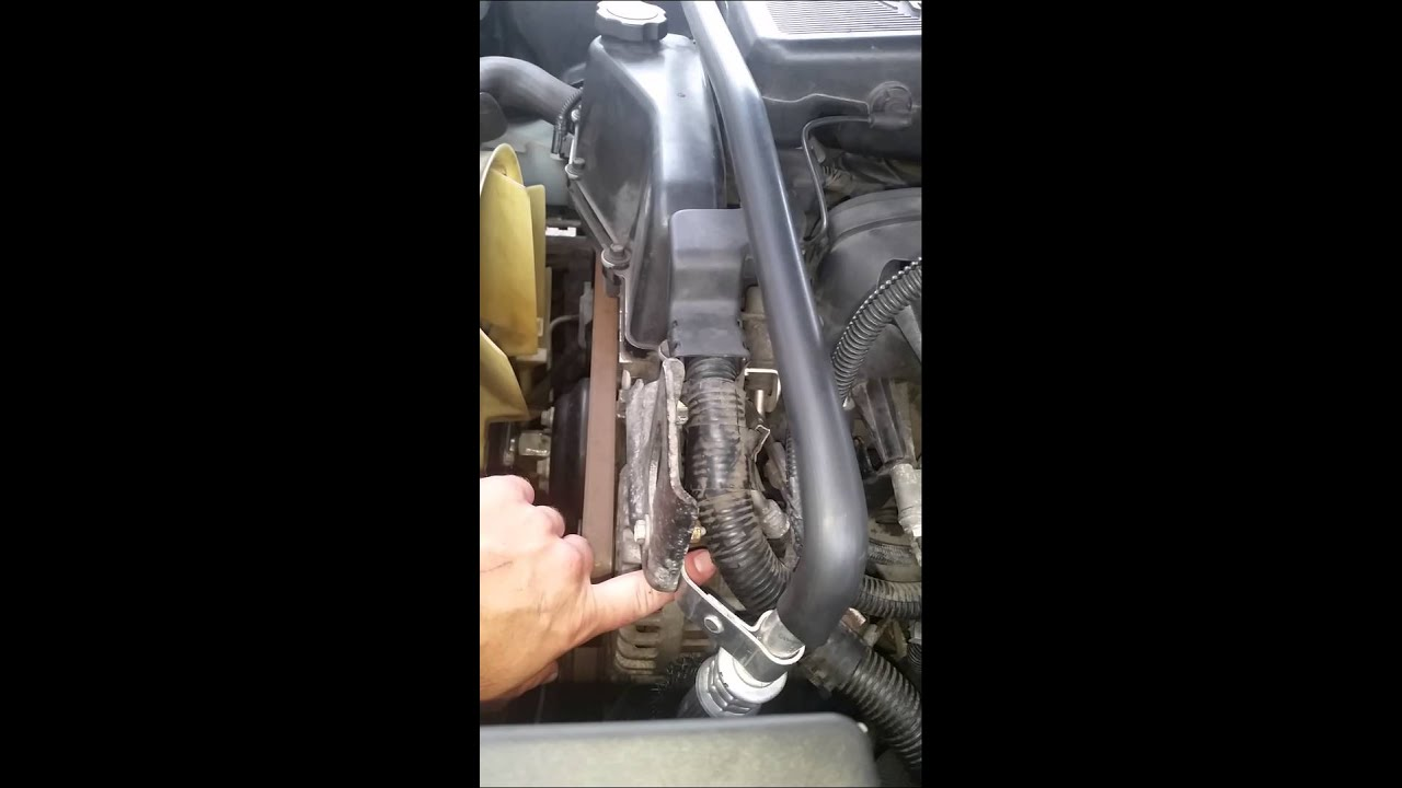 2007 Buick Rainier Wiring Diagram Temperature Sensor Replacement For 02 Gmc Envoy Youtube