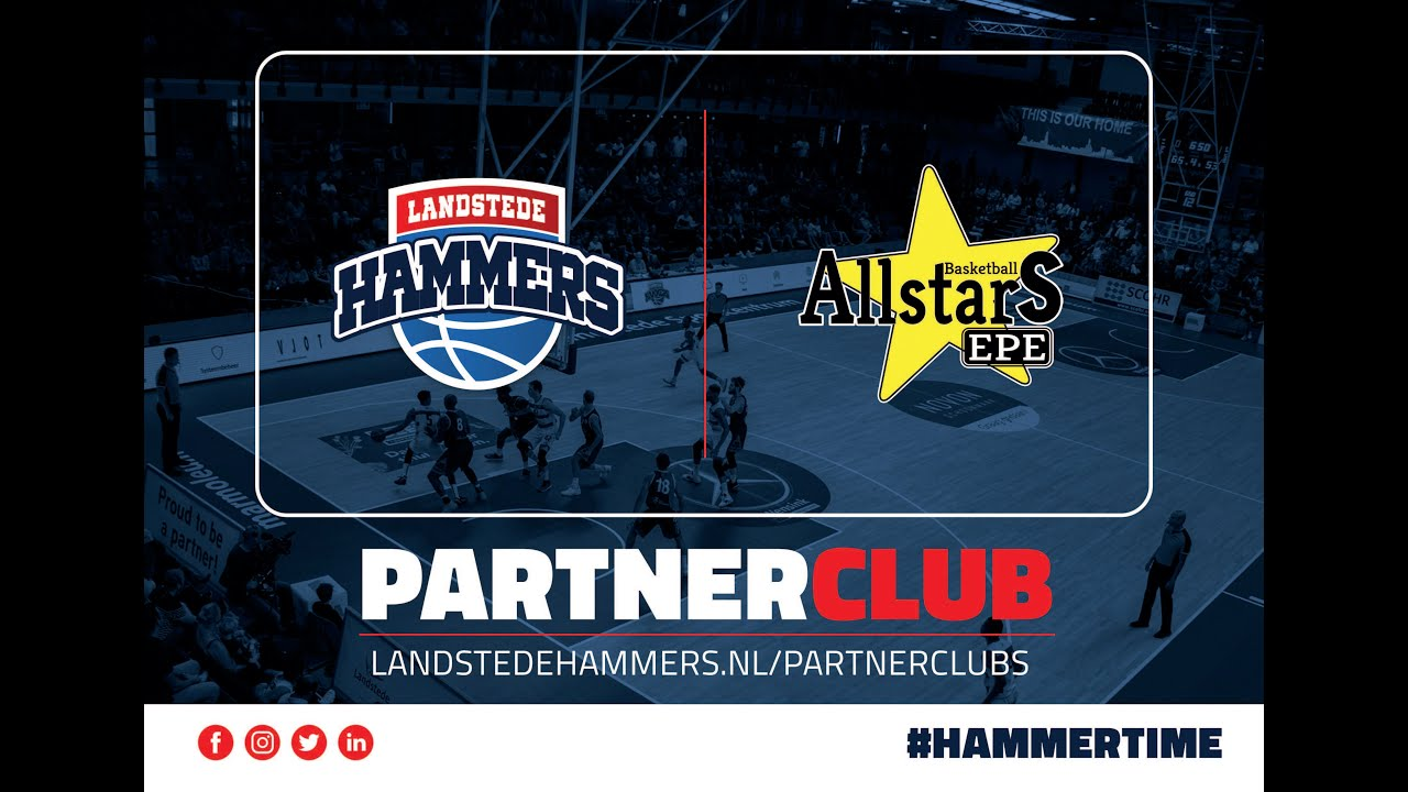 Partnerclub clinic LandstedeHammers bij BASE 2020