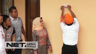 Waah, Ada Apa Ya? Ibunda Jokowi Kok Didatangi Petugas - NET JATENG