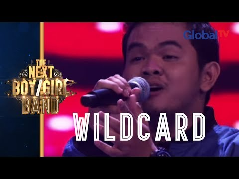 Suara Keren Fajar Bawain Thinking Out Loud| The Next Boy/Girl Band GlobalTV