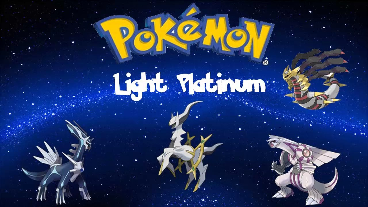 download pokemon light platinum gba rom english weebly